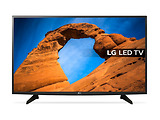 "SMART TV LG 49LK5900PLA / 49"" LED FullHD / PCI 1000Hz / HDR10 Pro / HLG / Speakers 2x5W / Ultra Surround / Black"