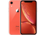 GSM Apple iPhone XR / 128Gb / Coral / Red / Blue