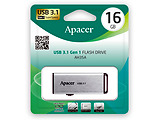 USB3.1 Apacer AH35A / 16GB / Slider / AP16GAH35AS-1 / Silver