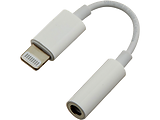 Apple Lightning to 3.5 Headphone Jack Adapter / ZKMMX62ZM/A / A1749