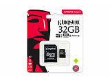microSDHC Kingston Canvas Select 32GB / 400x / SD adapter / SDCS/32GB