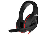 Headset Genius HS-G560 / Gaming / Black