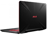 "Laptop ASUS TUF Gaming FX504 / 15.6"" FullHD / i5-8300H / 8GB DDR4 / 256GB SSD + 1.0 TB HDD / GeForce GTX1060 3GB GDDR5 / no OS / Black"
