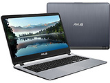 "Laptop ASUS X507UB / 15.6"" FullHD NanoEdge / i5-8250U / 8GB DDR4 / 256GB SSD + 1.0 TB / GeForce MX110 2GB / Endless OS /"