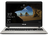"Laptop ASUS X507UB / 15.6"" FullHD / i3-6006U / 4GB DDR4 / 1.0TB HDD / GeForce MX110 2GB / Endless OS / Gold"