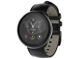Smart Watch MyKronoz ZeRound 2 HR Premium / Black / Yellow / Silver