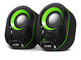 Speakers Sven 290 / 5w / Green