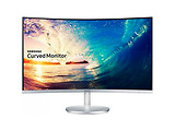 Curved Monitor Samsung LC27F591FDIXCI / 27'' FullHD LED / Silver