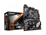 MB GIGABYTE Z390 AORUS ELITE / Socket 1151 / Intel Z390 / Dual 4xDDR4-4266 / CPU Intel graphics / ATX