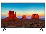 "SmartTV LG 49UK6300 / 49"" LED 4K / WebOS / HDR10 Pro / True Motion 100 / ULTRA Surround / Color Enhancer / Clear Voice III / VESA / Black"
