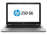 "Laptop HP 250 G6 / 15.6"" HD / i3-7020U / 4GB DDR4 / 500GB HDD / Intel HD Graphics 520 / DOS / Silver / Grey"