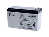 UPS Battery YUCEL Y7-12 / 12V / 7AH