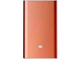Xiaomi Mi Power Bank Pro / 10000 mAh / Type-C / Grey / Gold