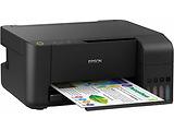 MFD Epson L3150 / A4 / Copier / Printer / Scanner / Wi-Fi / Black