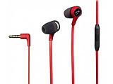 Headset Kingston HyperX Cloud Earbuds / HX-HSCEB-RD / Red