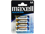 MAXELL Alcaline Battery LR6/AA / 4pcs / MX_723758.04.CN