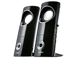 Speakers Sven 245 / 2.0 / 4W / Black
