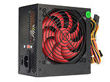 PSU HPC ATX-550W / 12cm red fan
