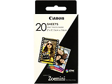 Zink Paper Canon ZP-2030 / 20 sheets for printer Canon Zoemini