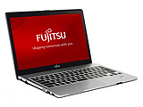 "Laptop Fujitsu LIFEBOOK S904 / i5-4200U / 13.3"" 2560x1440 / 4Gb DDR3 / 500Gb SSHD / no ODD / Intel HD Graphics 4400 / DOS / Black"