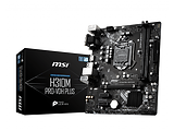MB MSI H310M PRO-VDH PLUS / mATX /  Intel H310 / Socket 1151 / Dual 2xDDR4-2666