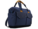 "Bag CaseLogic Lodo Satchel LODB115 / 16"" / Blue"