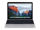 Laptop Apple MacBook / 12'' 2304x1440 / Core m3 1.2GHz - 3.0GHz / 8Gb DDR3 / 256Gb / Intel HD 615 / Mac OS Sierra / Grey