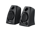 Speakers Logitech Z130 / 2.0 / 5W / 980-000418 / Black