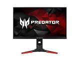 "Monitor Acer Predator XB271HK / 27.0"" IPS LED 4K 3840 x 2160 / ZeroFrame / 4ms / 100M:1 / 350cd / USB Hub / Speakers / XB271HKBMIPRZ / UM.HX1EE.001 / Red"