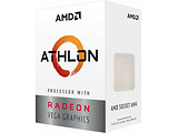 CPU AMD Athlon 240GE / Socket AM4 / VEGA 3 / Box