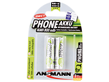 Battery Ansmann / 5030902 / AA / HR6 / 800mAH / 2 pack