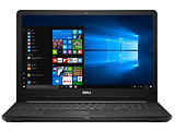 "Laptop DELL Inspiron 15 3581 / 15.6"" FullHD / i3-7020U / 4GB DDR4 / 1.0TB HDD / AMD Radeon 520 Graphics / Ubuntu / Black"