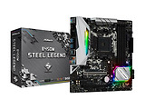 MB ASRock B450M STEEL LEGEND / mATX / AM4 / DDR4