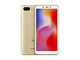 "GSM Xiaomi Redmi 6 / 5.45"" IPS / Mediatek Helio P22 / 3Gb / 64Gb / Android 8.1 / Gold"