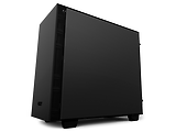 Case mATX NZXT H400i / CAM Smart RGB lighting and Fan performance / CA-H400W / Black / White