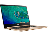 "Laptop Acer Swift 1 / 14.0"" IPS FullHD / Pentium Silver N5000 / 8Gb DDR4 / 256Gb SSD / Linux / SF114-32-P461 / NX.GXREU.011 / Gold"
