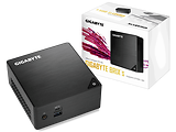 Mini PC GIGABYTE GB-BLCE-4105 GB-XGRD / Black