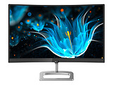 "Monitor Philips 248E9QHSB / 23.6"" Curved-VA Full HD / 4ms / 250cd / LED20M:1 / Black"