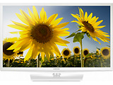 "TV Samsung UE24H4080AUXUA / 24"" 1366x768 HD / PQI 200Hz / White"