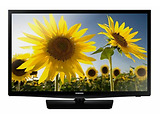 "TV Samsung UE24H4070AUXUA / 24"" 1366x768 HD / PQI 200Hz / Black"
