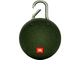 Speaker JBL Clip 3 / Bluetooth / 3W / Blue / Red / Gold / Green / Grey / Camouflage / TEAL / White