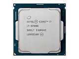 CPU Intel Core i7-9700 / 3.0-4.7GHz / S1151 / 14nm / UHDGraphics 630 / 65W / Tray / Box