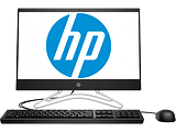 AIO HP ProOne 200 G3 / 21.5 FullHD / i3-8130u / 4GB RAM / 128GB SSD / Keyboard & Mouse / DOS / 3VA62EA / Black