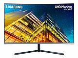 "Monitor Samsung U32R590CWI / 32.0"" Curved-VA 4K-UHD / 4ms / 250cd / Mega DCR / MultiView PIP/PBP mode / Grey"