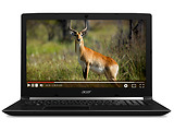 "Laptop ACER Aspire A317-51-390V / 17.3"" FullHD / Intel Core i3-8145U / 8Gb DDR4 RAM / 256GB SSD + 1.0TB HDD / Intel UHD Graphics 620 / Linux / NX.HEMEU.032 / Black"