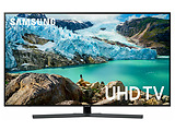 "Smart TV Samsung UE50RU7200UXUA / 50"" 3840x2160 UHD / Tizen 5.0 OS / PQI 1300Hz / HDR10+ / HLG / Wi-Fi / Speakers 2x10W Dolby Digital Plus / Black"