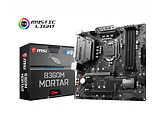 MB MSI B360M MORTAR / mATX / Socket 1151 / Intel B360 / Dual 4xDDR4-2666 / CPU Intel graphics