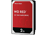 "3.5"" HDD Western Digital Caviar Red NAS / 2.0TB / WD20EFAX / IntelliPower / 256MB"