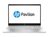 "Laptop HP Pavilion 15-CK074nr / 15.6"" FullHD IPS Touchscreen / Intel Quad Core i5-8250U / 8GB DDR4 / 256GB SSD + 1.0TB HDD / Intel UHD 620 / Windows10 Home / Silver"