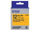 Tape Cartridge EPSON  LK4YBP C53S654008
